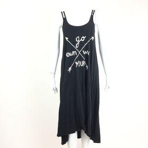 ASOS Go Your Own Way Midi Dress